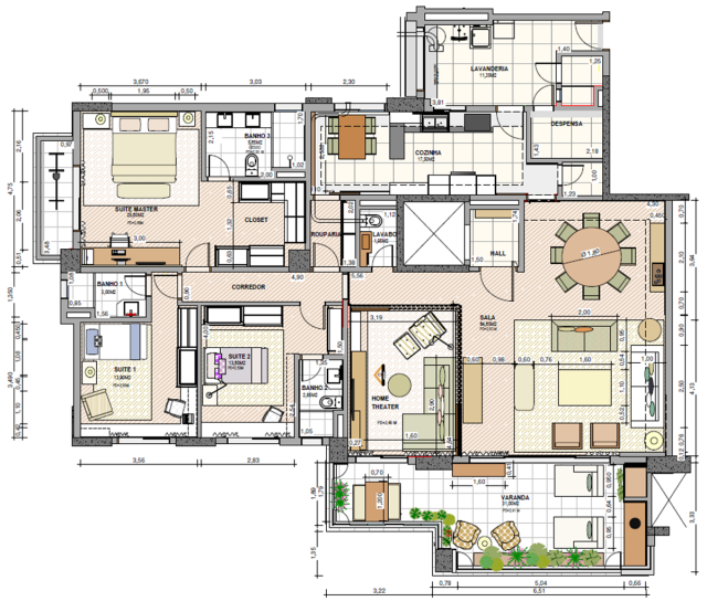 planta layout 2011